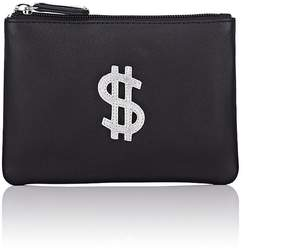 Barneys New York WOMEN'S SMALL LEATHER POUCH