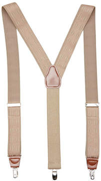 Perry Ellis Double Diamond Suspenders