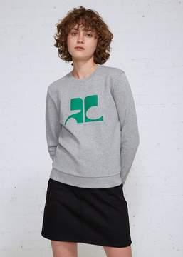 Courreges AC Logo Sweater