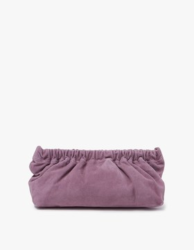 Soo Clutch in Lilac