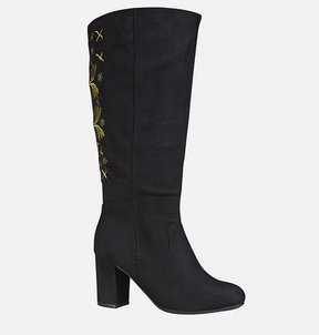 Avenue Fay Embroidered Tall Boot