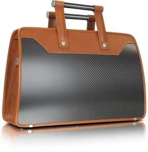 Paul Smith Aznom Carbon Business Vintage - Carbon Fiber Briefcase