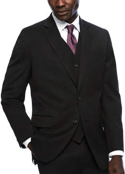 Blend of America STAFFORD Stafford Travel Wool Stretch Classic Fit Suit Jacket