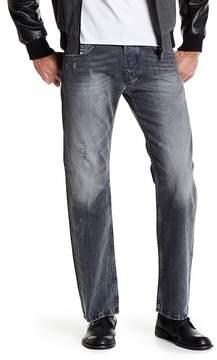 Diesel Larkee Distressed Regular Fit Jeans - 30\ Inseam