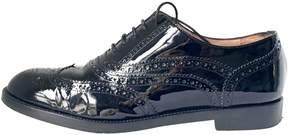 Fratelli Rossetti Patent leather lace ups