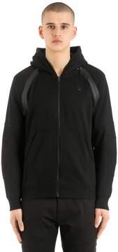 G Star Rackam Sweatshirt W/ Detachable Sleeves