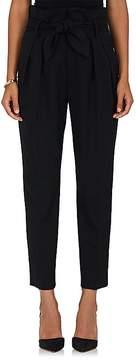 IRO Women's Wool-Blend Pleated Crop Trousers