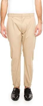 Prada Linea Rossa Stretch Gabardine Trousers