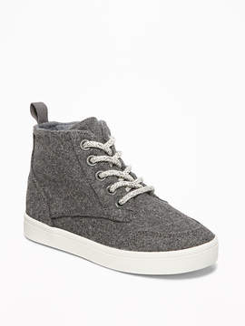 Old Navy Wool-Blend High-Tops for Toddler Boys