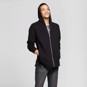 Jackson Men's Extended Full Zip Hoodie Sweatshirt Black