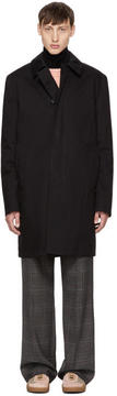 Acne Studios Black Marc Coat