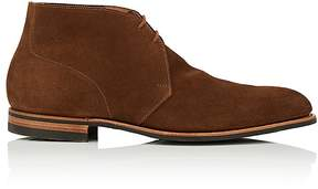 Crockett Jones Crockett & Jones Men's Hartland 2 Suede Chukka Boots