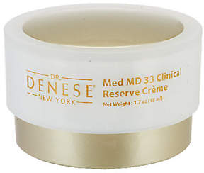 Dr. μ Dr. Denese Med MD 33 Clinical Reserve Creme, 1.7 oz.