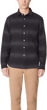 Saturdays NYC Laszlo Long Sleeve Shirt