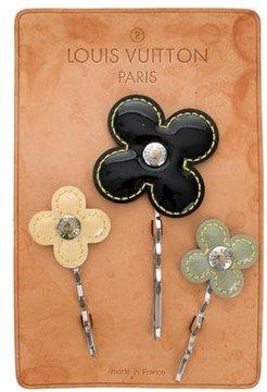 Louis Vuitton Hair Pin Set