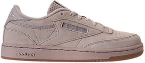 Reebok Boys' Grade School Club C Casual Shoes