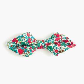 J.Crew Boys' cotton bow tie in Liberty® Emma and Georgina floral