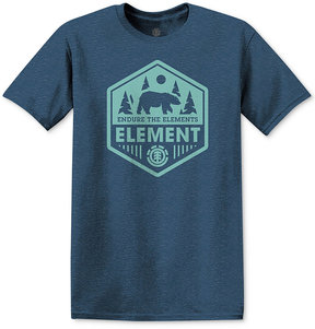 Element Men's Mammoth Logo-Print T-Shirt