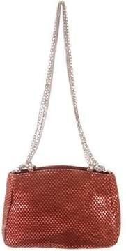Versus Metallic Shoulder Bag