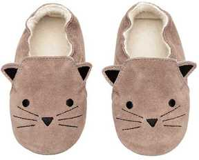 H&M Suede Slippers