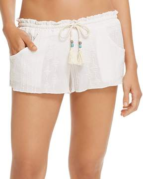 Becca by Rebecca Virtue Desert Vibes Swim Cover-Up Shorts