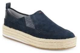 ED Ellen Degeneres Garance Leather Slip-Ons