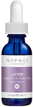 NuFace Lifter Vitamin C Serum.