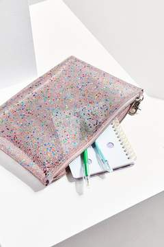 Urban Outfitters Glitter Pouch