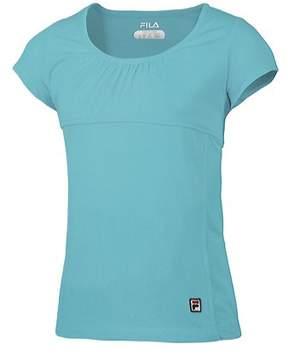 Fila Girls' Baseline Cap Sleeve Top