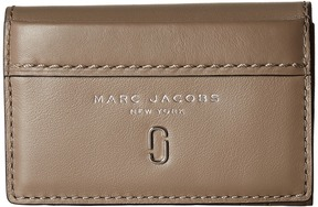 Marc Jacobs Tied Up Multi Wallet Wallet Handbags - BLACK - STYLE