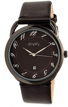 Simplify 4906 The 4900 Watch