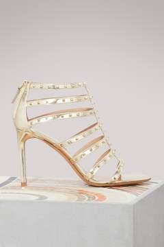 Valentino Lovestud heel sandals
