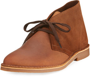 Robert Wayne Greyson Mixed Chukka Boot, Brown