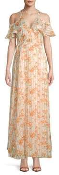 Privacy Please Acme Floral Maxi Dress