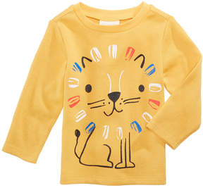 First Impressions Lion-Print Thermal T-Shirt, Baby Boys (0-24 months), Created for Macy's