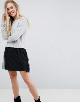 Brave Soul Leona 2 In 1 Sweater Dress