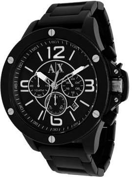 Armani Exchange Men's Classic Watch Quartz Mineral Crystal AX1503