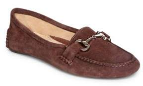 Patricia Green Carrie Suede Driver Moccasins