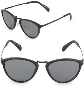 Paul Smith Women's Hawley 54MM Oval Sunglasses