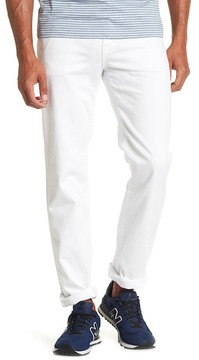 7 For All Mankind The Standard Classic Straight Leg Jeans