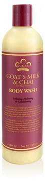 Nubian Heritage Goat's Milk Chai Body Wash by 13oz Body Wash)