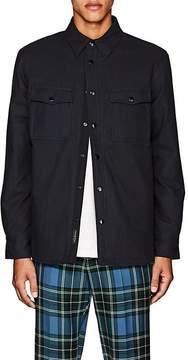 Rag & Bone Men's Jack Cotton-Wool Insulated Overshirt