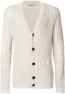Nuur long sleeved buttoned cardigan