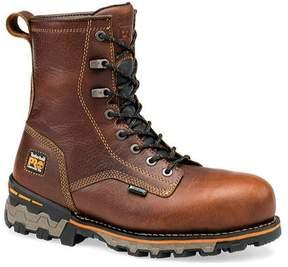 Timberland Men's Boondock Plain Toe 8' Soft Toe Waterproof