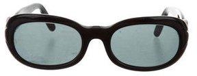 Cartier Gradient Silver-Tone Sunglasses
