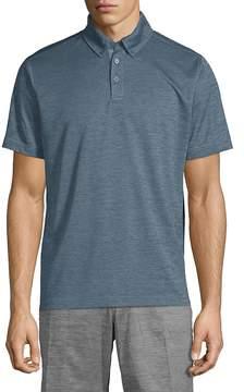 Hawke & Co Men's Classic Button-Down Collar Polo