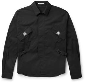 J.W.Anderson Belted Cotton-Blend Shirt