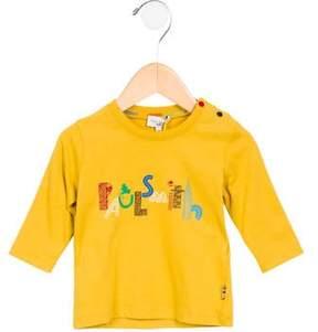 Paul Smith Boys' Manby Printed Shirt w/ Tags