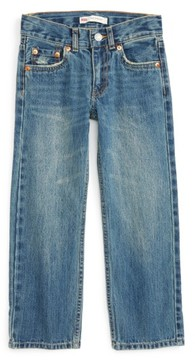 Levi's Toddler Boy's 514(TM) Straight Leg Jeans