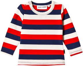 Mini Rodini Block Stripe T-Shirt